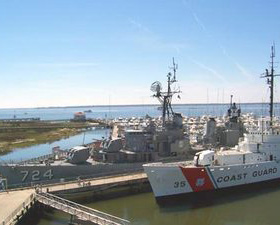 World War II Museum Ships: The Destroyers